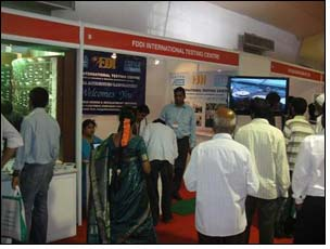FDDI participates in Ambur Trade Centre's event