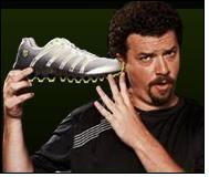 Kenny Powers endorses K-SWISS TUBES