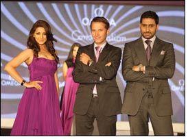 Abhishek Bachchan & Sonali Bendre unveil New Constellation