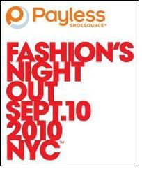 Payless to participate in NYC Fashion's Night Out
