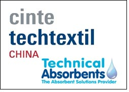 CINTE is perfect platform for Super Absorbent Fibre