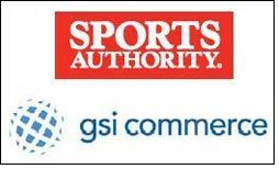 Sports Authority signs new deal with GSI Commerce