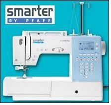 PFAFF introduces SMARTER BY PFAFF C1100 Pro