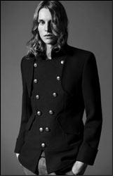 Fashion designer Antony Price for Topman A/W 10