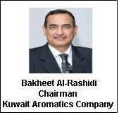 Kuwait Aromatics to launch new projects & product