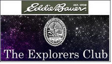 Eddie Bauer Outfitter of The Explorers Club