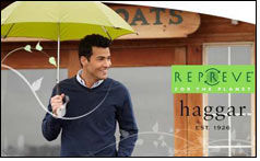 Haggar to create sustainable men's pants with REPREVE