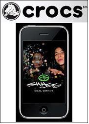 Crocs applies SWAGG application during holiday season