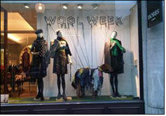 Wool Week in London ends with a great success