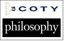philosophy is a perfect fit with Coty