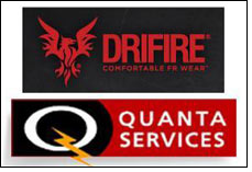 Quanta ties up with arc rated garments manufacturer