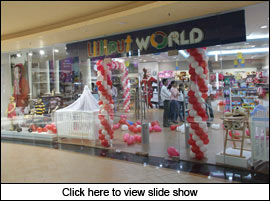Mumbai gets first Lilliput World