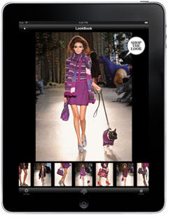 Mulberry launches iPhone and iPad app