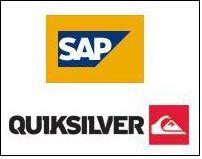 Quiksilver chooses SAP Apparel & Footwear application