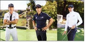 J.Lindeberg extends co-operation with Camilo Villegas