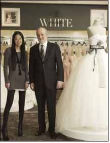 David's Bridal to reveal White by Vera Wang collection