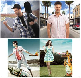 Dapper up your style with exciting Allen Solly range