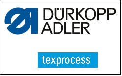 Dürkopp Adler counts on the Texprocess