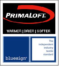 PrimaLoft Insulation receives Bluesign status