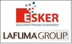 Lafuma selects Esker for outsourcing of its customer invoices