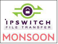 Monsoon replaces existing FTP with Ipswitch MOVEit
