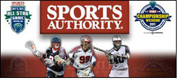 Sports Authority partners with MLL