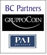 BC Partners buys 78.7% stake in Gruppo Coin from PAI