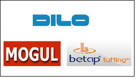 Dilo signs deal with Mogul & Betap Tufting at INDEX
