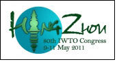 More than 300 delegates attend 80th IWTO Congress 2011