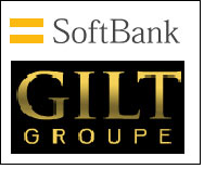 SOFTBANK & Gilt Groupe to bring new stage of online shopping