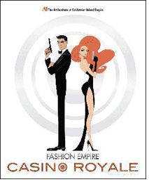 Casino Royale-inspired student fashion show competition