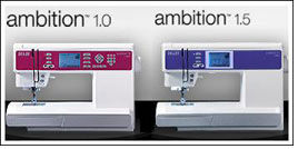 PFAFF ambition to meet the needs of sewing & quilting industries