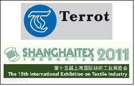 Terrot GmbH to exhibit at ShanghaiTEX 2011