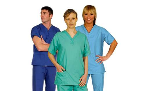 Dental uniforms