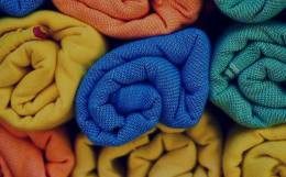 Why should we hang only on garments and home textiles?
