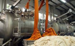 Effluent treatment in textile wet processing : Technology option and effluent treatment plant