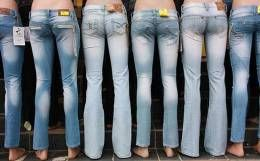 'Stone' Washing Jeans: Cellulases