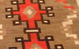 Native American-Navajo Rugs