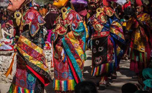 Textile Carnival in Mumbai: 'Source India 2010'