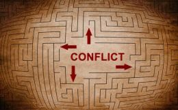 Today's Challenge is to Manage Change without Conflict