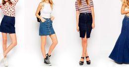 Denim Skirt - A Versatile Contemporary Fashion