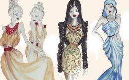 Enduring Fashion Inspiration I - Egypt