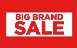 Big Brands on Sale