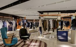Recent Expansion of Menswear Market