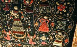 Icelandic Christian Embroidery