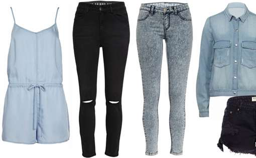 Denim for All Seasons