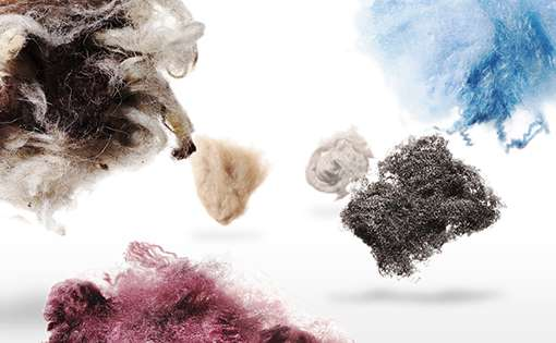 Natural fibers - the beginning of textiles