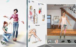 Virtual Garment Simulation - A Commercial View