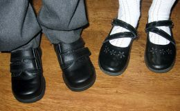 Toxic Chemical found in School Shoes