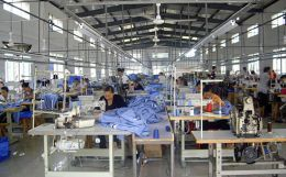 Garment Processing - A Brief Overview